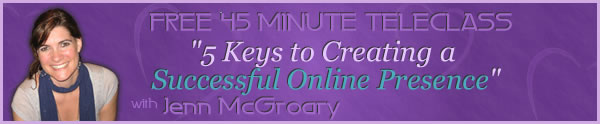5 Keys to Creating a Successful Online Presence