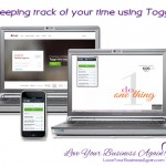 Keeping track of your time using Toggl