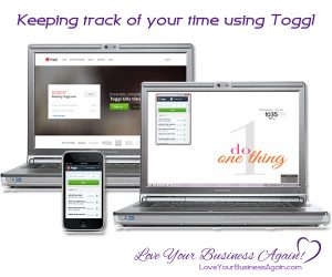 Keeping track of your time with Toggl